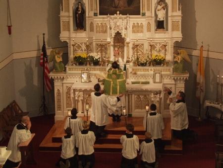 Как служить традиционную мессу? Семинар для священников
